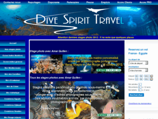 Détails : Dive Spirit & Travel